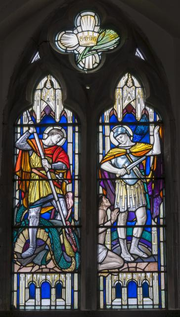 St George and St Martin