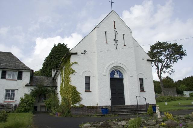 Church of Our Lady of Mount Carmel, Lampeter, Ceredigion _MG_1695.jpg Photo © Martin Crampin, Imaging the Bible in Wales