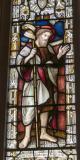 St John the Baptist: Christ the Good Shepherd with St John the Baptist and St John the Evangelist