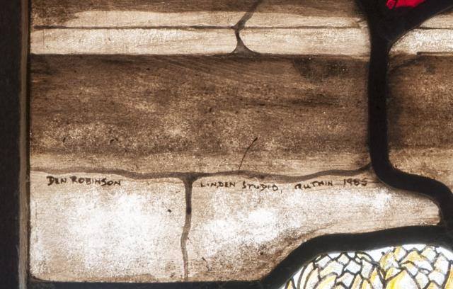 Signature    from    St Collen