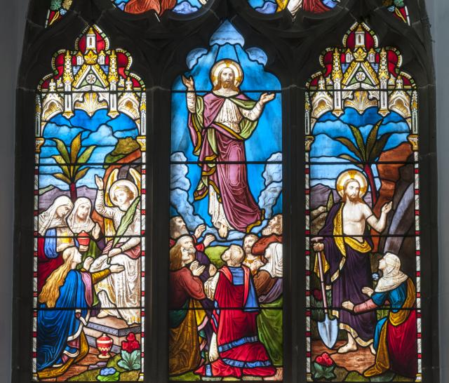 The Resurrection and Ascension of Christ