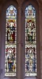 Edward the Confessor, Edward I, Edward the Black Prince and Edward VII