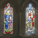 St David with St Non and St Paulinus