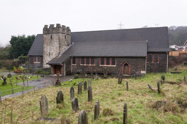 Church of St Mary, Briton Ferry, Neath Port Talbot BritonFerry_StMary_DSC4048B.jpg Photo © Martin Crampin