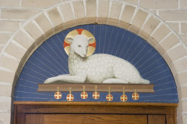 Lamb with the Book and the Seven Seals