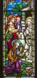 The Raising of Lazarus: Scenes from the Gospels