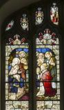 The Adoration of the Magi: Scenes from the Youth of Christ