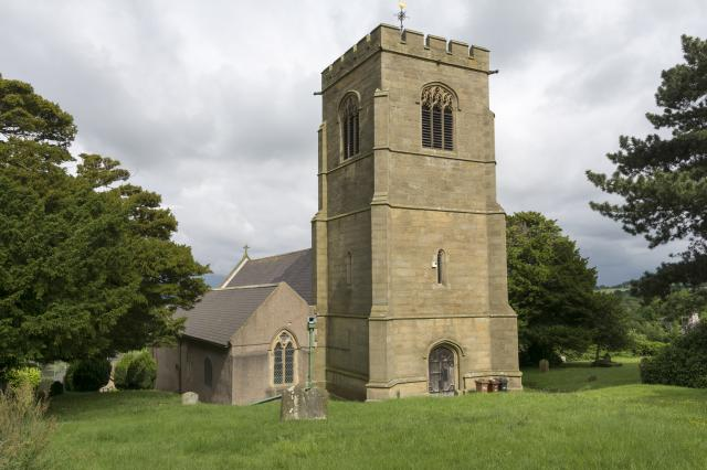 Church of St Mary and St Beuno, Whitford, Flintshire Whitford_DSC0381-71A.jpg Photo © Martin Crampin