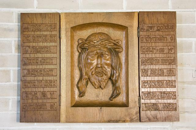 Head of Christ with Crown of Thorns