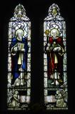 St Matthew and St Mark: The Four Evangelists