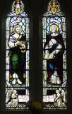 St Luke and St John: The Four Evangelists
