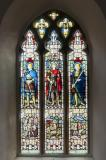St Martin, St George and St Alban
