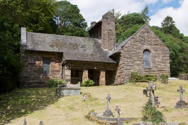 Church of St Phillip, Caerdeon, Gwynedd Caerdeon_DSC1188B.jpg Photo © Martin Crampin
