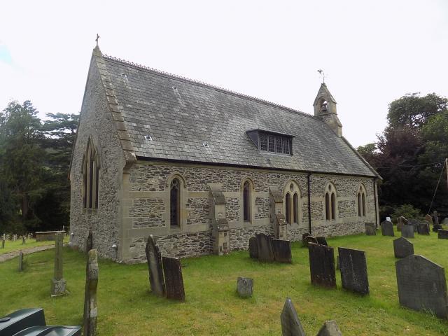 Church of St Cedwyn, Llangedwyn, Powys DSCN9617.JPG Photo © Phil Hellin