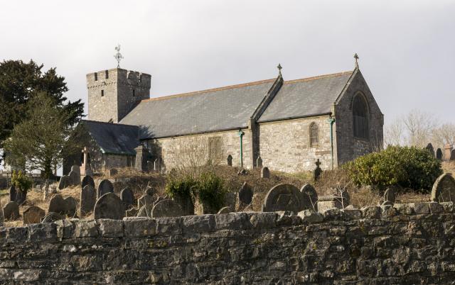Church of St Cynog, Penderyn, Rhondda Cynon Taff Penderyn_DSC6031-71A.jpg Photo © Martin Crampin