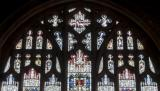 Tracery Lights: Christ with the Twelve Apostles