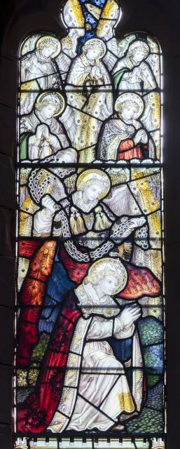 The Nativity with Angels