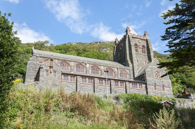 Church of St John, Barmouth, Gwynedd BarmouthStJohn_DSC1189B.jpg Photo © Martin Crampin