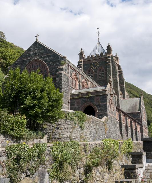Church of St John, Barmouth, Gwynedd BarmouthStJohn_DSC1241B.jpg Photo © Martin Crampin