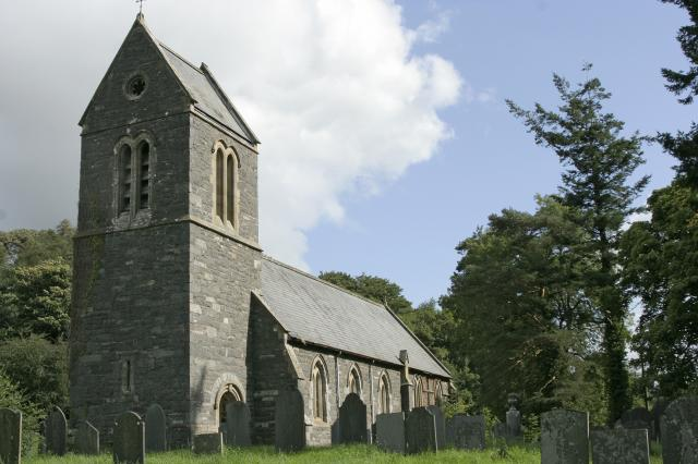 Church of St Mor and St Deiniol, Llanfor, Gwynedd _MG_1717A.jpg Photo © Martin Crampin
