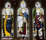 St Mary Magdalene, St Peter and St Stephen