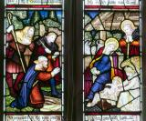 The Adoration of the Shepherds: The Annunciation and the Adoration of the Shepherds