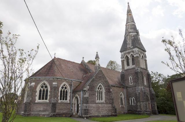 Church of All Saints, Newbridge-on-Wye, Radnorshire Newbridge-on-Wye_DSC7591A.jpg Photo © Martin Crampin