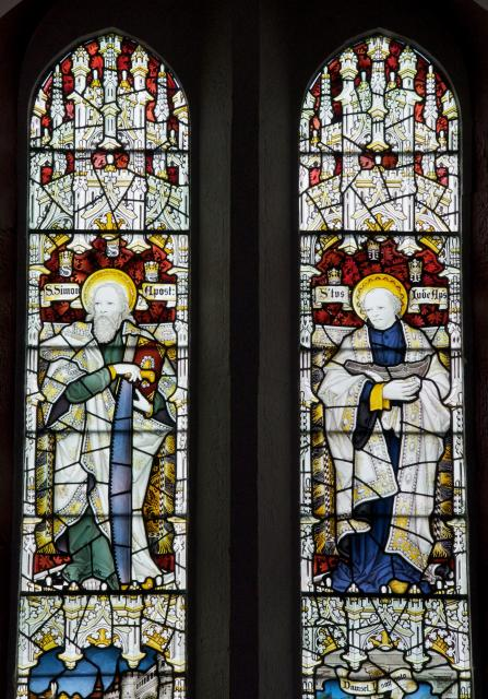 St Simon and St Jude