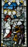 The Healing of Blind Bartimaeus: St Simon and St Jude