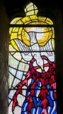 Descending Dove: Baptistry Window