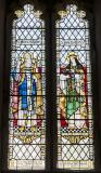 St Augustine and St Gwladys