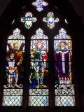 St Andrew, St George and St David