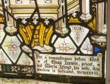 Dedication: Christ the Good Shepherd with St David and St John