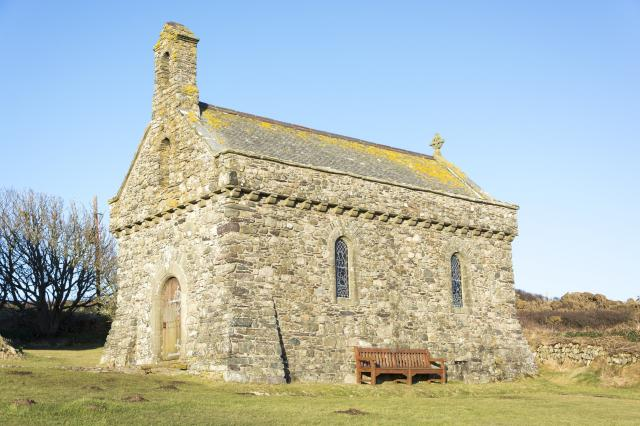 Chapel of Our Lady and St Non, St Davids, Pembrokeshire StNons_DSC1225_52A.jpg Photo © Martin Crampin