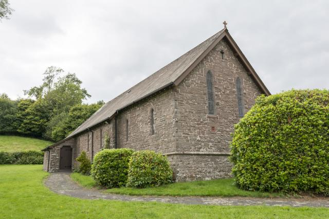 Church of All Saints, Bwlch, Powys Bwlch_DSC6627-71A.jpg Photo © Martin Crampin