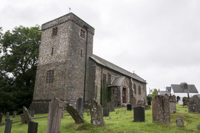 Church of St Cadmarch, Llangammarch Wells, Brecknockshire Llangammarch_DSC7706B.jpg Photo © Martin Crampin