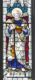 St Peter: Christ with St Andrew and St Peter