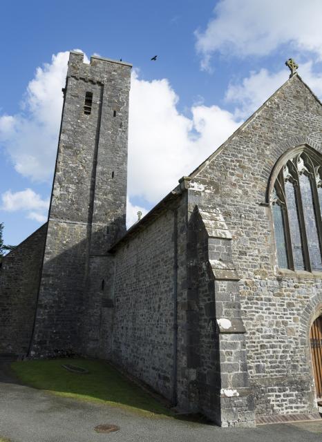 Church of St Andrew, Narberth, Pembrokeshire Narberth_DSC2828_52A.jpg Photo © Martin Crampin