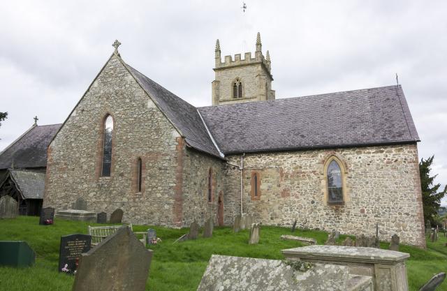 Church of St Nicholas, Montgomery, Powys Montgomery_DSC0547_52A.jpg Photo © Martin Crampin