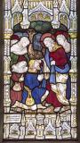 St Paul Healing the Sick: New Testament Saints