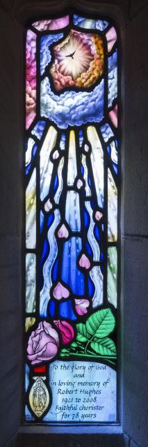 Robert Hughes Memorial Window