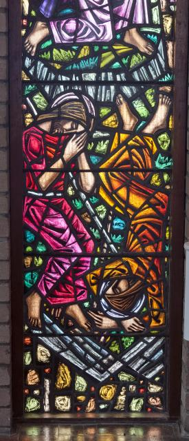 Disciples    detail from    Scenes from the New Testament