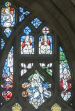 St George and the Dragon: Virgin and Child with St Christopher and St Michael